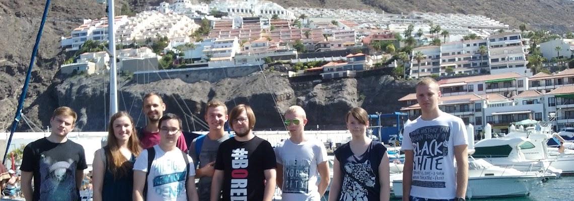 Mechatronikas – inovatyvių technologijų specialistas. Stazuote Ispanijoje. EPMC