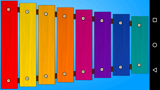 Beena's Xylophone app (apk) free download for Android/PC/Windows screenshot