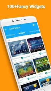 Amber Weather – Local Forecast 3.6.5 [Debloated] Mod Apk 5