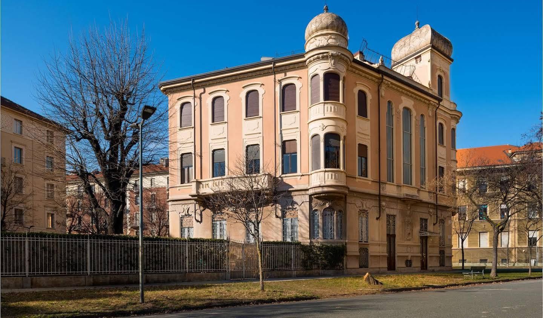 Appartement avec terrasse Turin