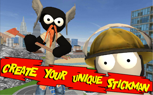 Stickman Rope Hero 3.4.186 screenshots 2