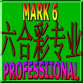MARK 6 Professional 六合彩