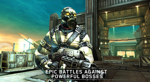 SHADOWGUN screenshot 12