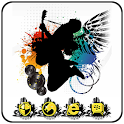 Graffiti Hip Hop icon
