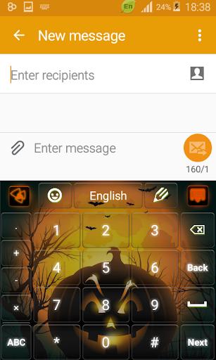 玩個人化App|Halloween Keyboard免費|APP試玩