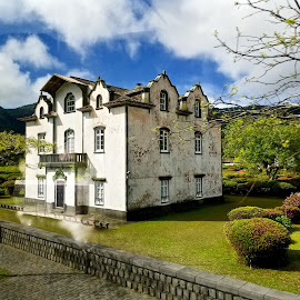 Stately House in the Azores by Michael Villecco - Buildings & Architecture Architectural Detail (  )