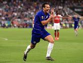 Pedro (Chelsea) est devenu le cinquièmejoueur à remporter les quatre titres majeurs
