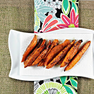 Ina Garten's Baked Sweet Potato Fries
