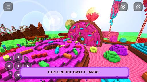Sugar Girls Craft: Adventure screenshot 4