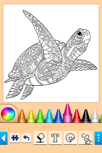 Mandala Coloring Pages screenshot 4
