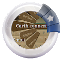 Earth connection Emoji icon