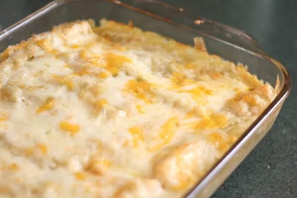 Chicken Enchilada's Recipe