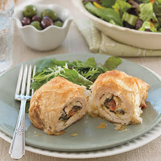 Chicken Wrapped In Phyllo Dough Recipes.