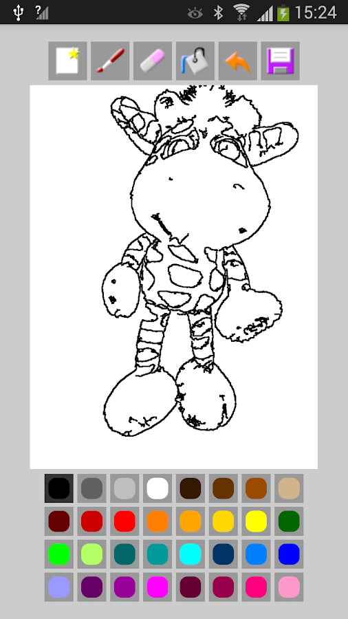 Photo to Coloring Book - Android Apps on Google Play