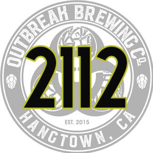 Logo of Outbreak 2112 IPA