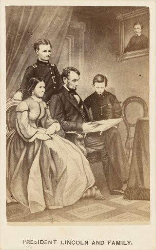 Abraham Lincoln and Family