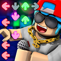 Mod Friday Night Funkin Launcher (Unofficial) icon