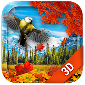 Picturesque Nature Live Wallpaper