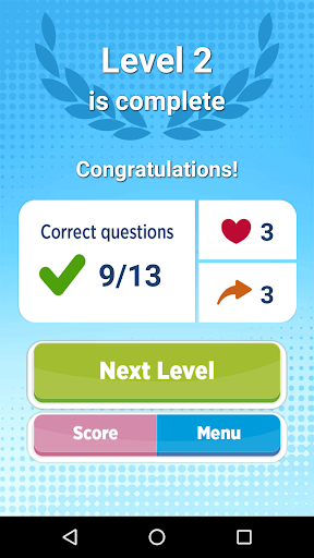 Fact Or Fiction - Knowledge Quiz Game Free 1.37 screenshots 3