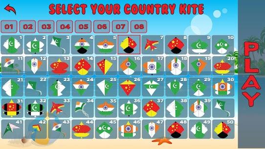 India Vs Pakistan Kite Flying Combat 3