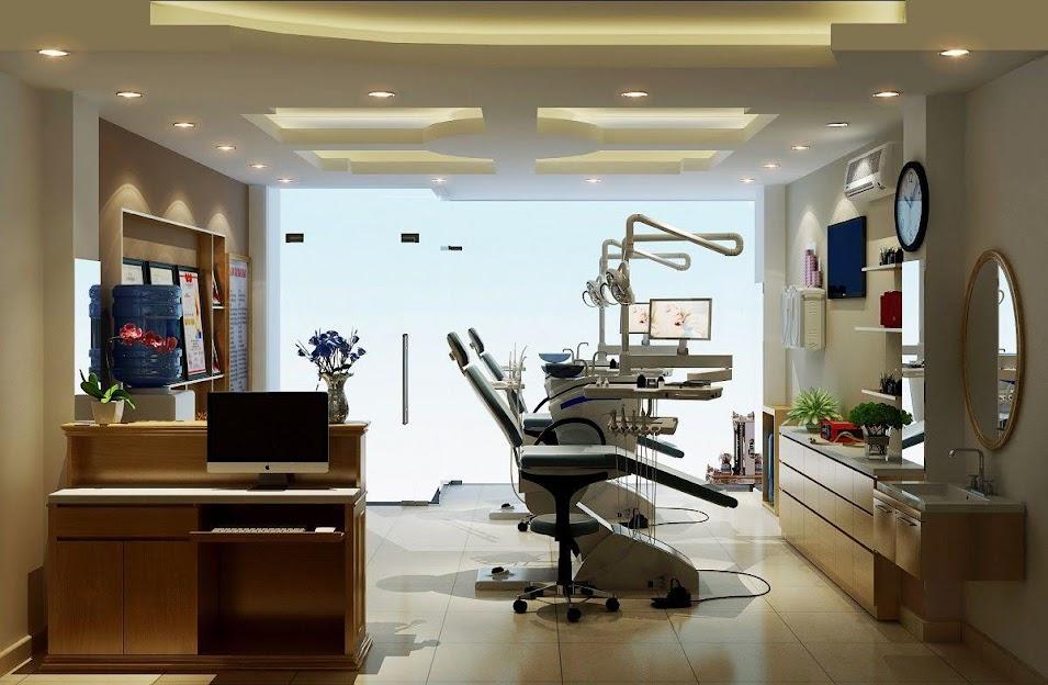 thiết kế phòng khám nha khoa thẩm mỹ 5