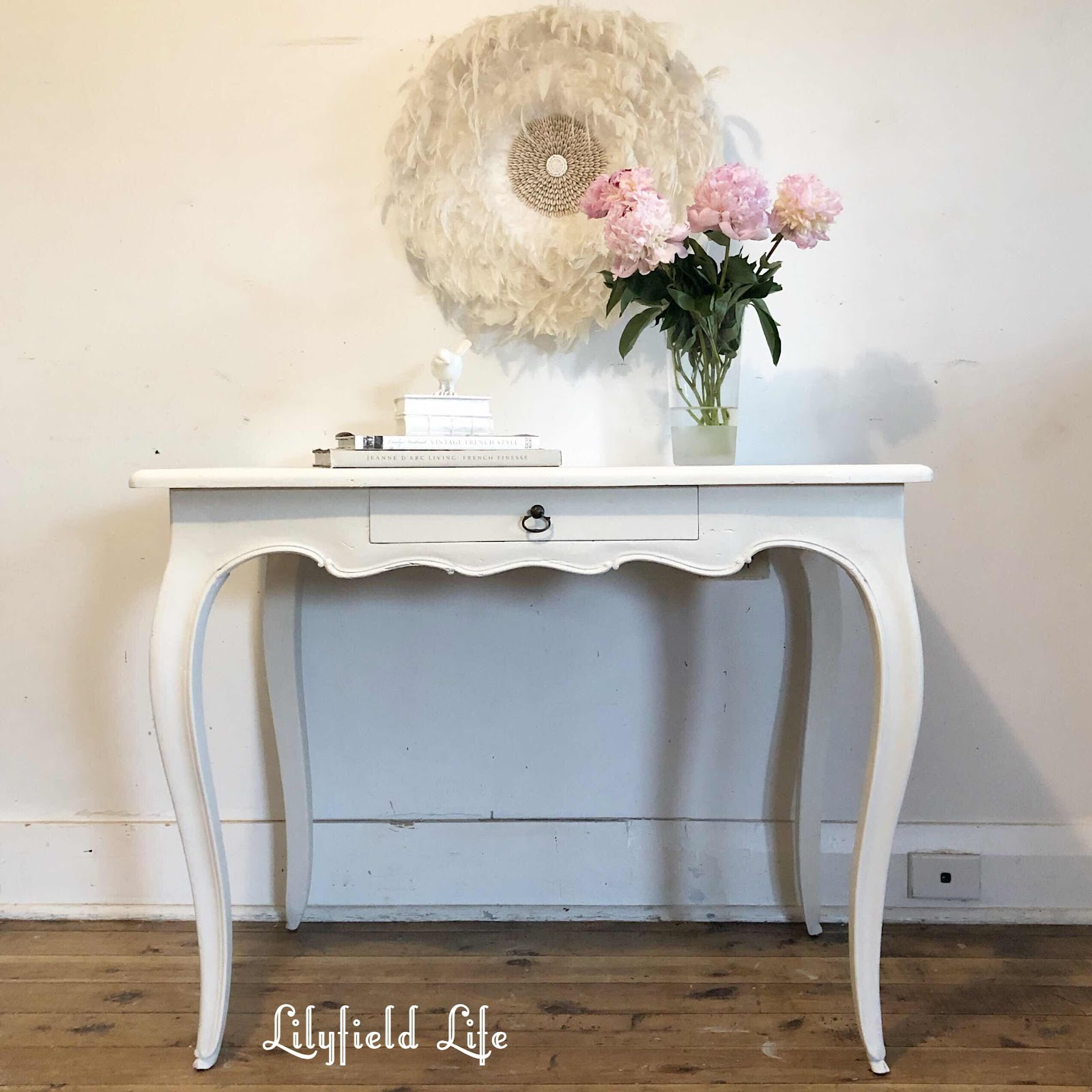white french desk vintage lilyfield life