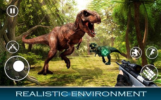 Best Dinosaur Hunter : Jurassic Survival Shooting 1.1 screenshots 2