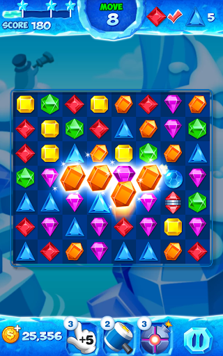 Jewel Pop Mania:Match 3 Puzzle  screenshots 3