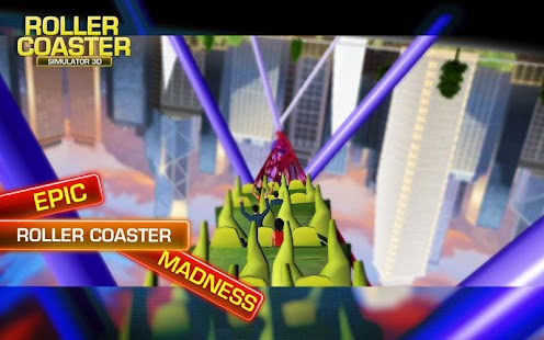 Roller Coaster Simulator- screenshot thumbnail