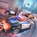 Police Car Chase 3D: Highway Drift Racing icon