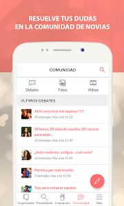 Matrimonios.cl screenshot 6