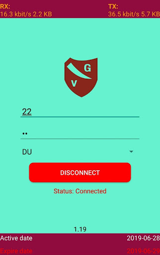 GARMAN VPN 1.26 screenshots 2