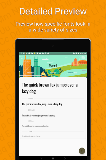 FontFix (Free) 4.4.5.0 screenshots 16