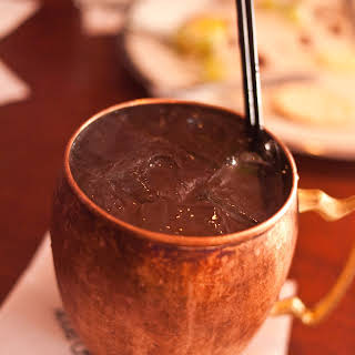 Rocky's Ginger Beer Moscow Mule.
