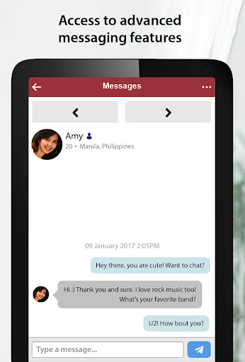 FilipinoCupid - Filipino Dating App 2.1.6.1559 screenshots 8