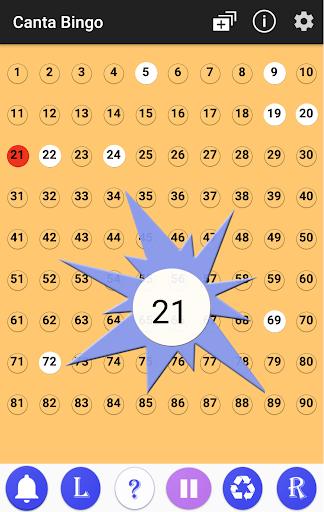 Bingo Shout - Bingo Caller Free 3.4.9 screenshots 1