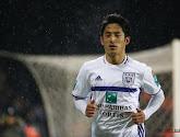 """""""Zeker van dat Morioka gaat slagen bij Anderlecht"""""""