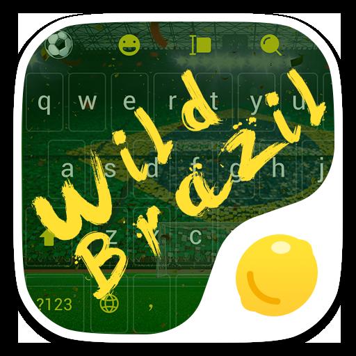 WildBrazil-Lemon Keyboard