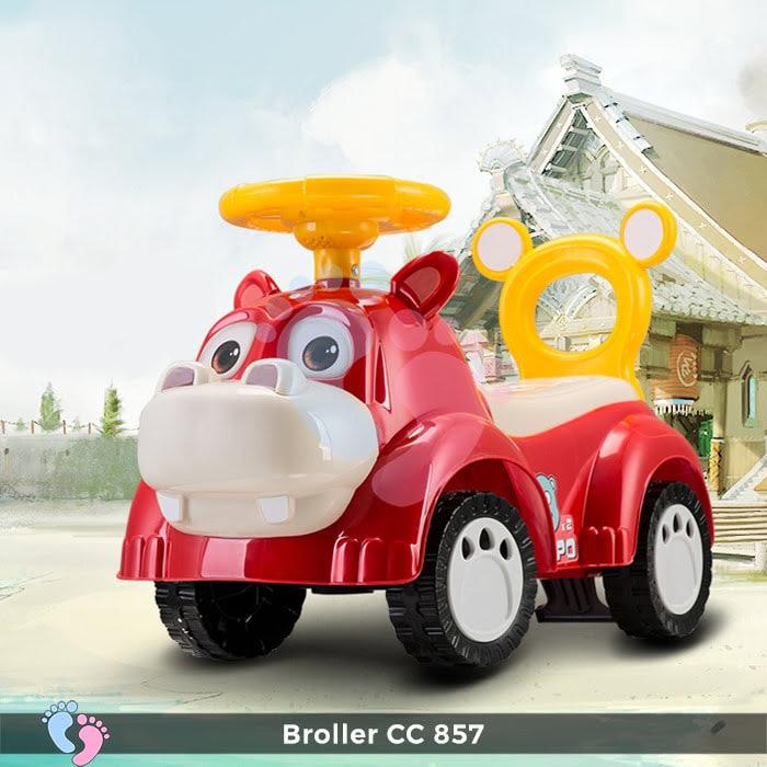 Xe chòi chân trẻ em Broller CC-857 4