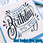 Ideal hendset ideas quotes icon