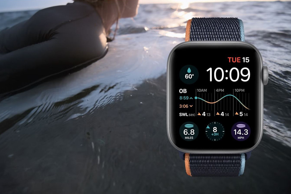 bơi lội Apple Watch Series 6
