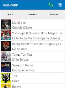 musicaRD - náhled