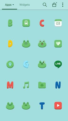 無料个人化AppのLeonard LINEランチャーテーマ|記事Game