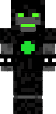 The Stone Lord is a Minecraft god I've made up.