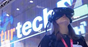 La realidad virtual mejora la experiencia de los viajeros.