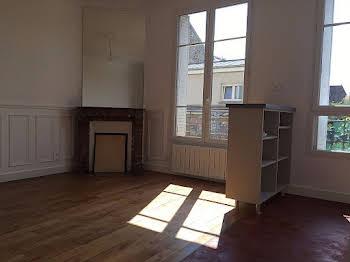 Appartement 2 pièces 34,88 m2