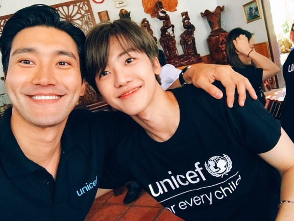 super junior siwon nct dream jaemin
