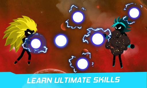 StickMan Z: Super Dragon Battle 11 screenshots 8