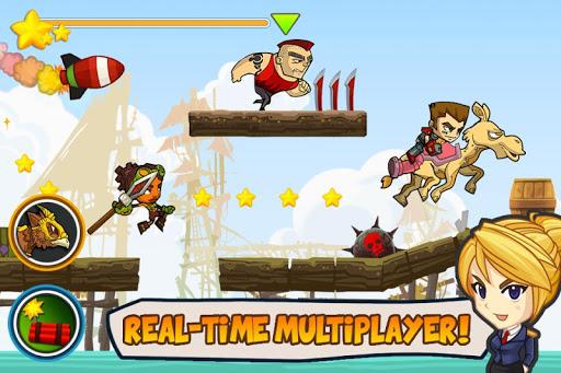 Super Battle Racers screenshot 1