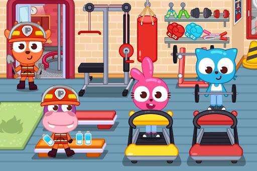 Papo Town Fire Department screenshot 5